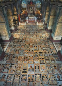 VallettaCoCathedralFloorOverview